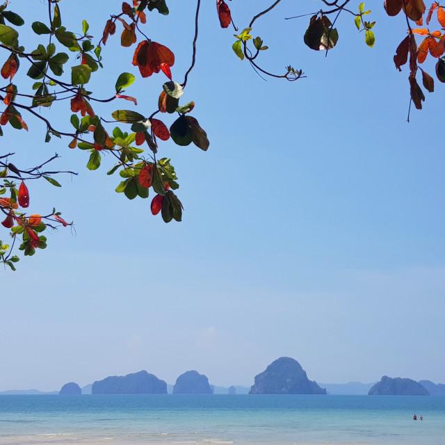 """Krabi, Thailand"" stock image"