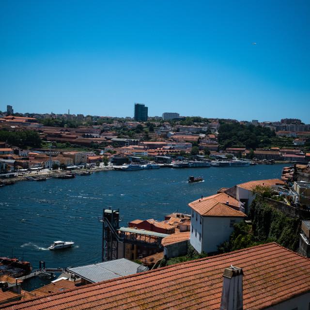"""Porto City 13"" stock image"