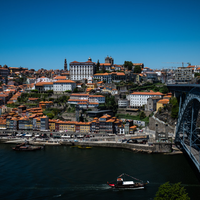 """Porto City 3"" stock image"