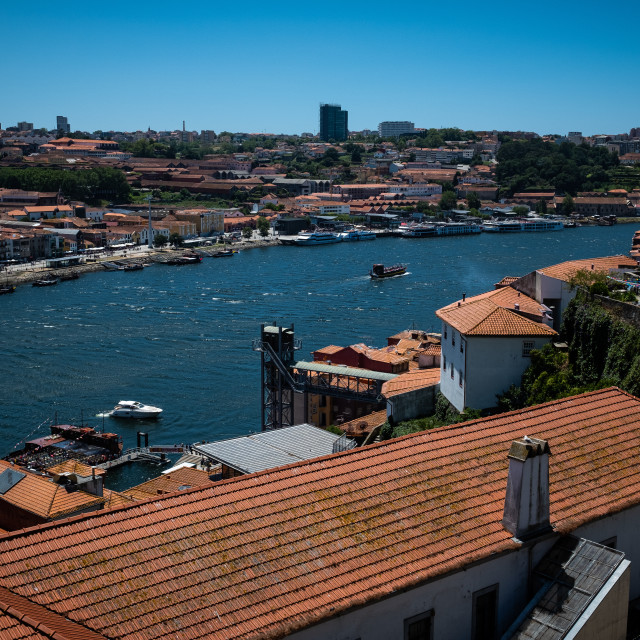 """Porto City 14"" stock image"