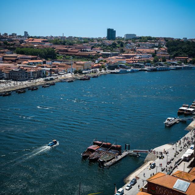 """Porto City 11"" stock image"