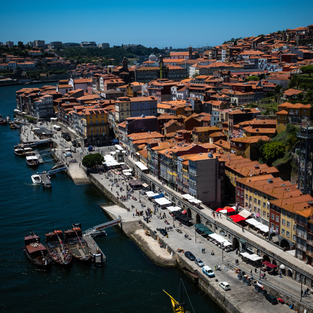 """Porto City 6"" stock image"