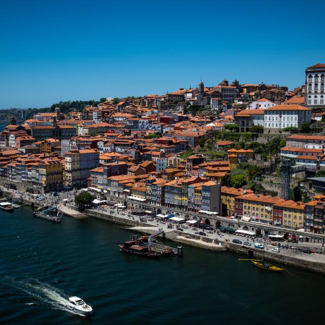 """Porto City 5"" stock image"