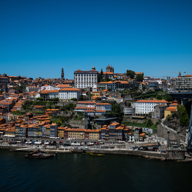 """Porto City"" stock image"