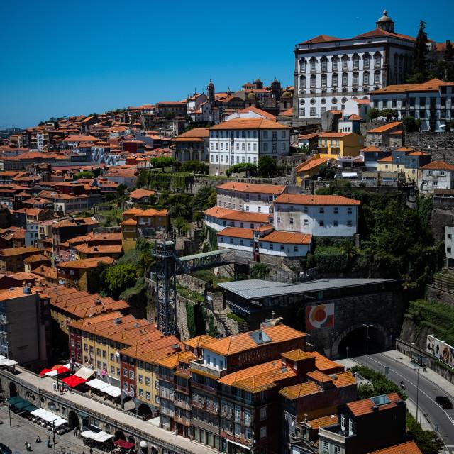 """Porto City 7"" stock image"