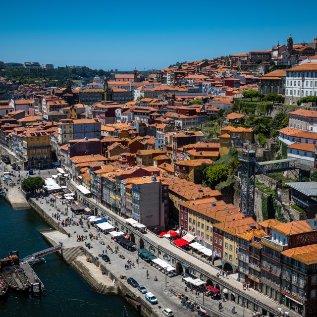 """Porto City 9"" stock image"