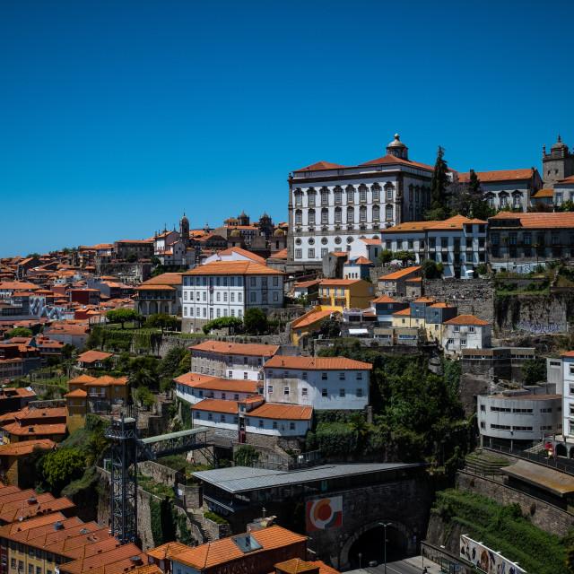 """Porto City 8"" stock image"