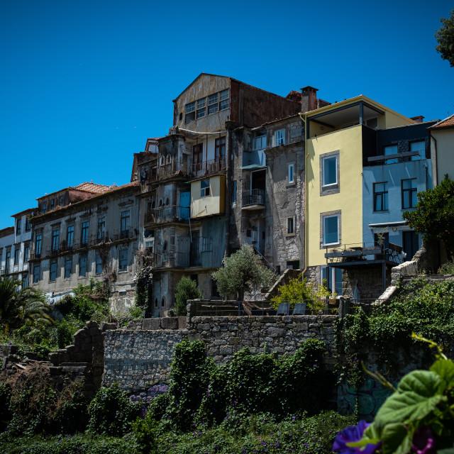 """Porto Houses"" stock image"