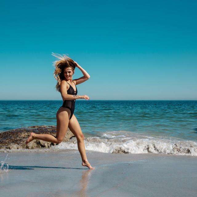 """Summer Fun"" stock image"