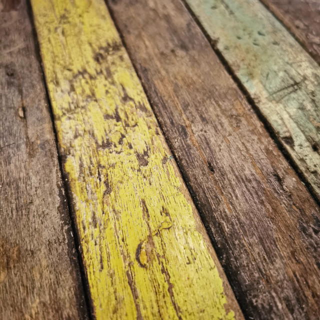 """""""Textured background of old colorful wood"""" stock image"""