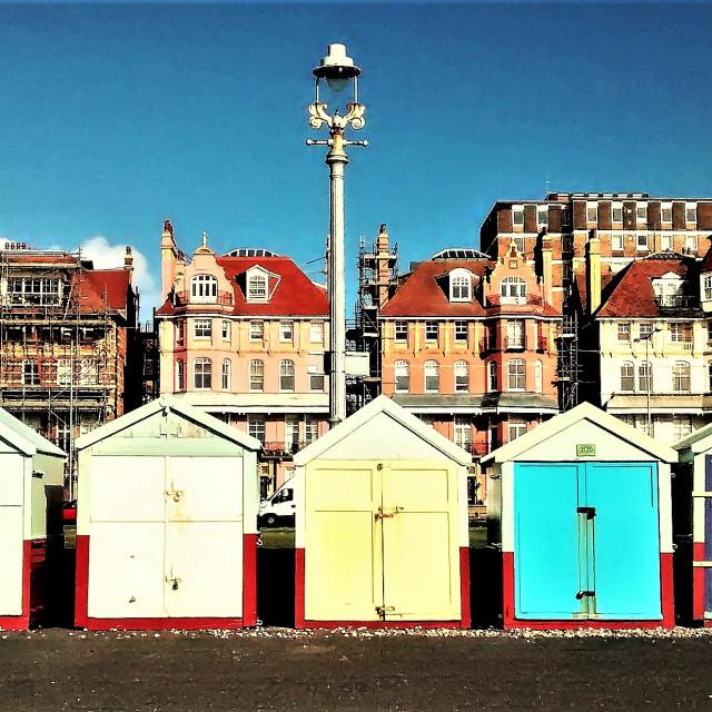 """Brighton Seafront"" stock image"