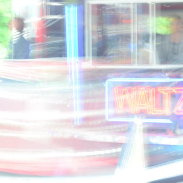 """Waltzer Blur"" stock image"