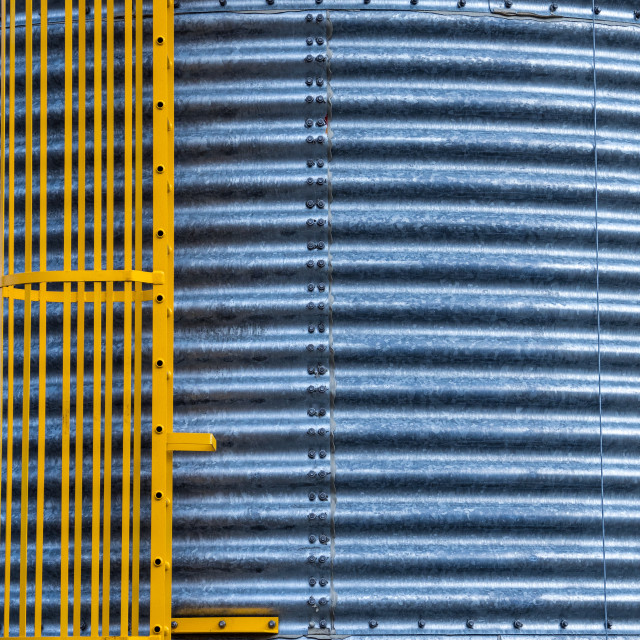 """Industrial Abstract"" stock image"