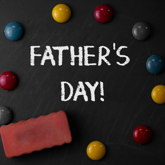 """""""Word writing text Father S Day. Business concept for day of year where..."""" stock image"""