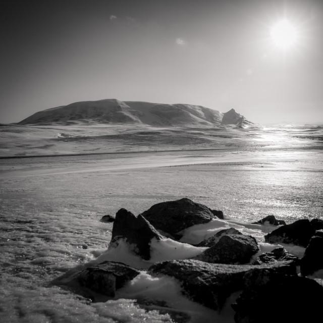 """nipar - iceland"" stock image"