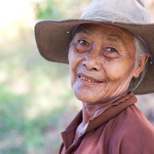"""""""People of Bali XVII"""" stock image"""