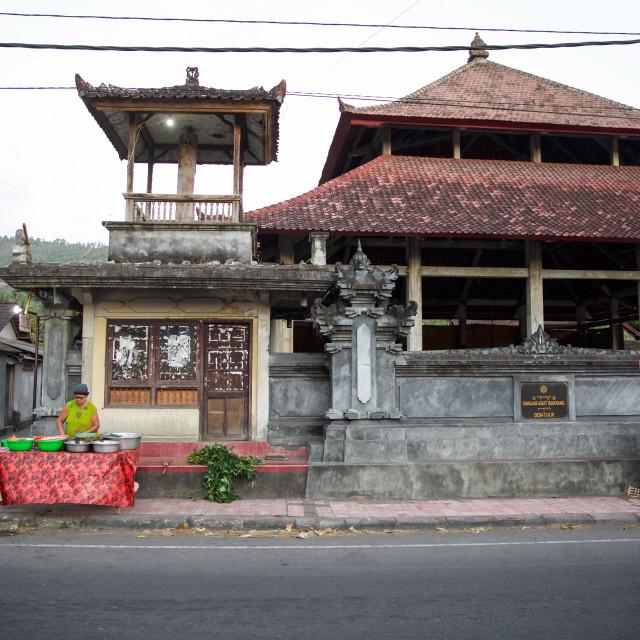 """""""Bali II"""" stock image"""