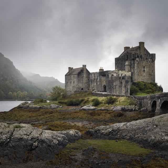 """The highlander"" stock image"