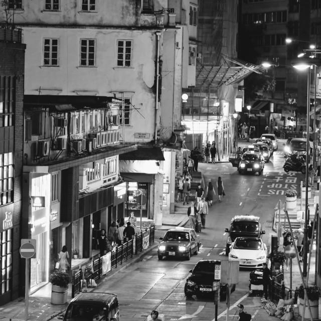 """City night"" stock image"