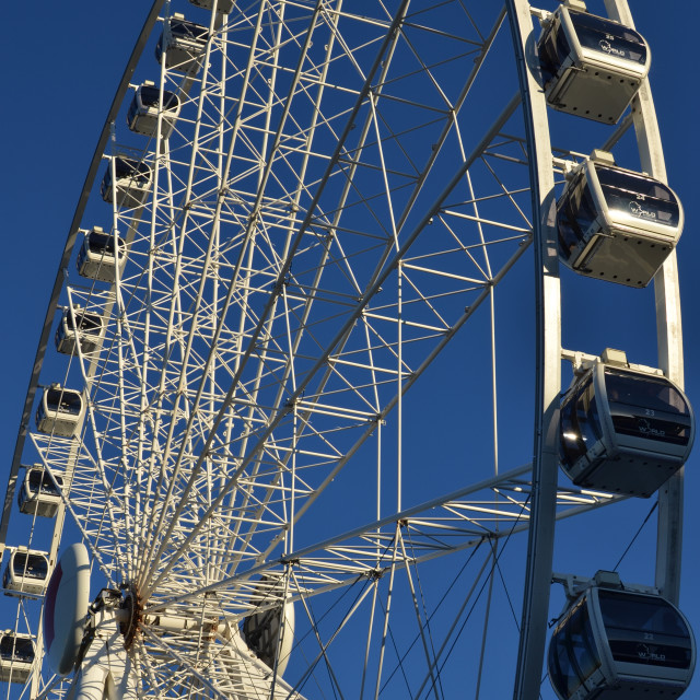 """Big Wheel"" stock image"