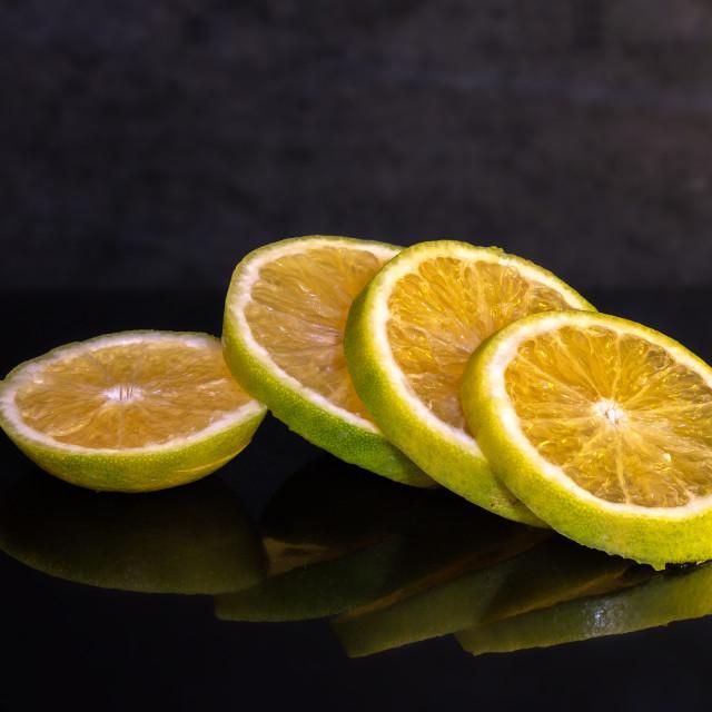 """Mosambi (Sweet Lime)"" stock image"