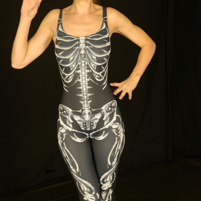 """Skeleton"" stock image"