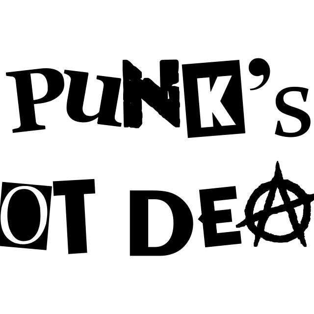 проверка картинки с надписью панк самых простых очень