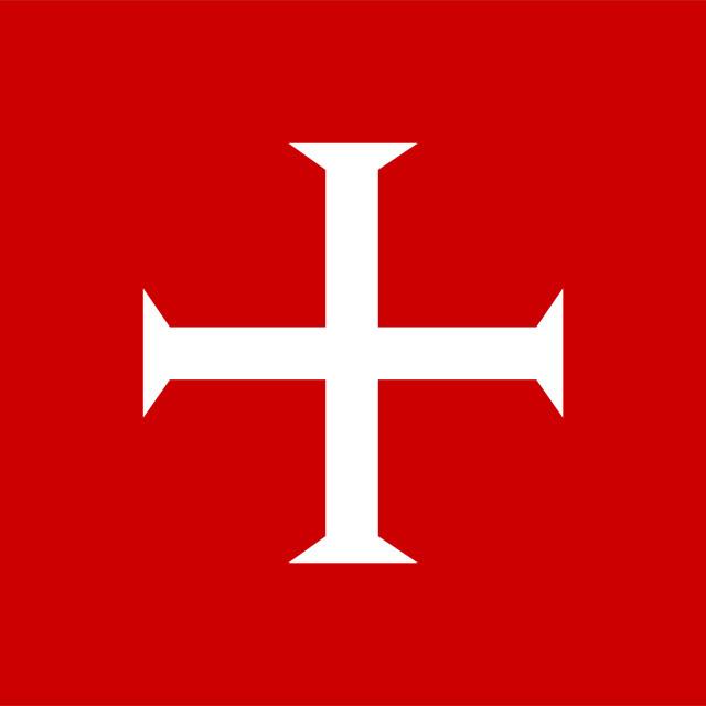 """""""hospitaller knights cross"""" stock image"""