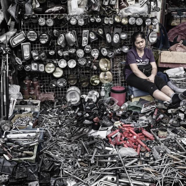 """THAILAND 6"" stock image"
