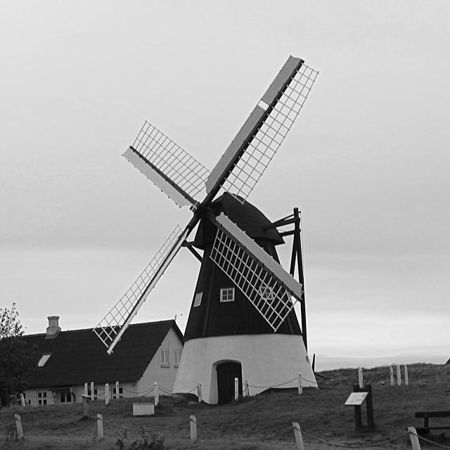 """""""Mill Manø"""" stock image"""