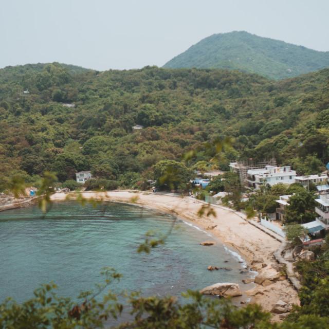 """Lamma Island hong kong"" stock image"