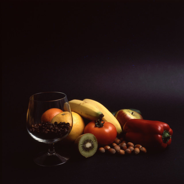 """""""fruit composition"""" stock image"""
