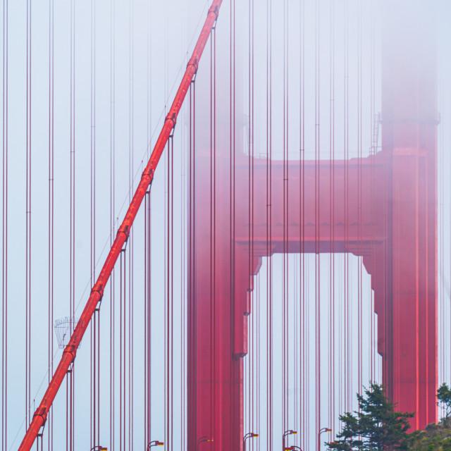 """Golden Gate Bridge, San Francisco"" stock image"