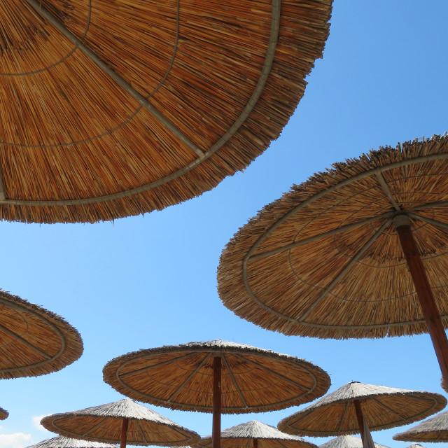 """Souda Bay in Crete"" stock image"