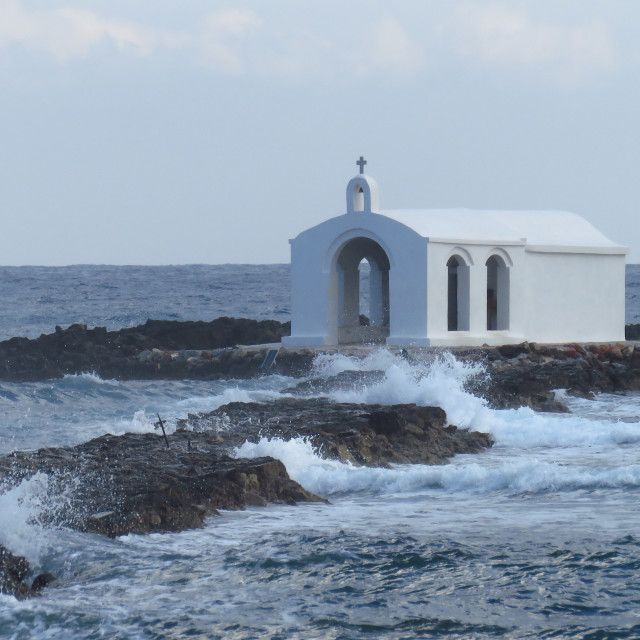 """St. Nicholas Church"" stock image"