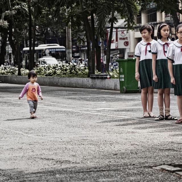 """VIETNAM 11"" stock image"