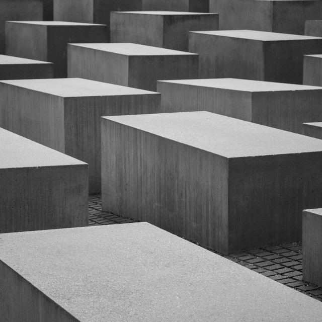 """""""Blocks of Remembrance"""" stock image"""