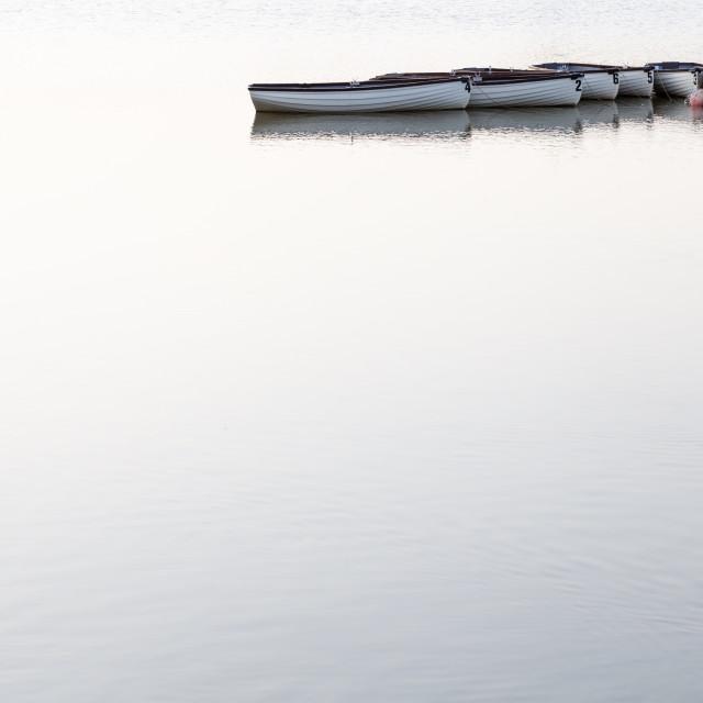 """""""Floating"""" stock image"""
