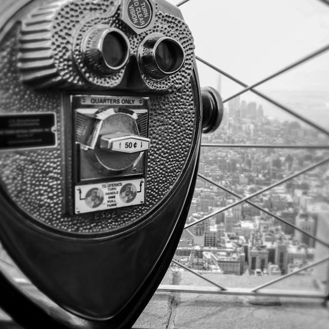 """New York City View"" stock image"