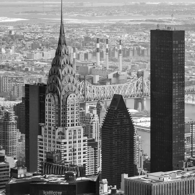 """NYC Cityscape"" stock image"