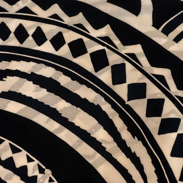 """Beautiful Batik Pattern"" stock image"