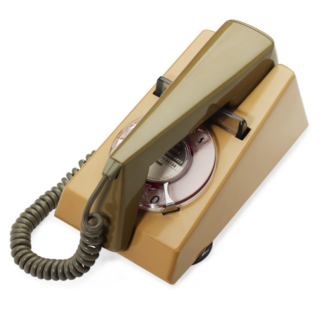 """Trimphone from the 1970s"" stock image"