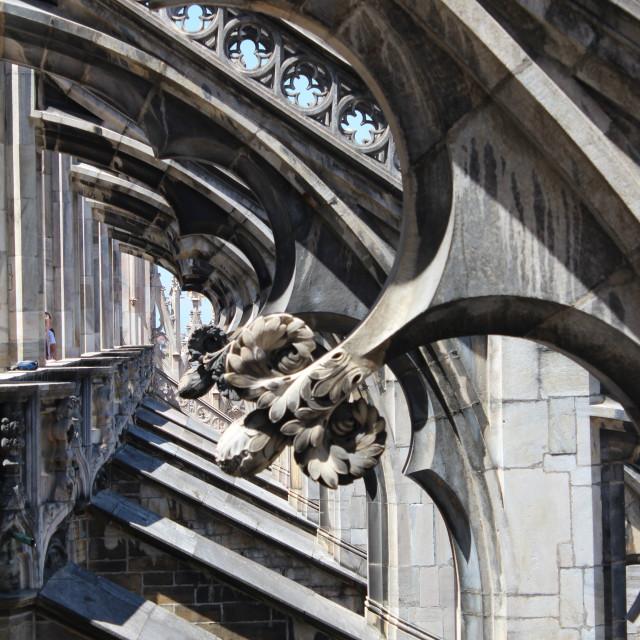"""""""Il Duomo"""" stock image"""
