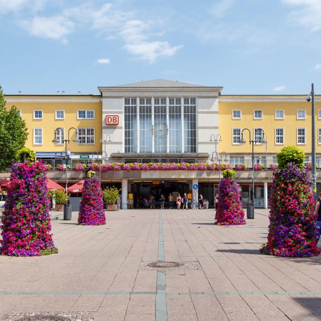 """""""Fulda, Germany"""" stock image"""