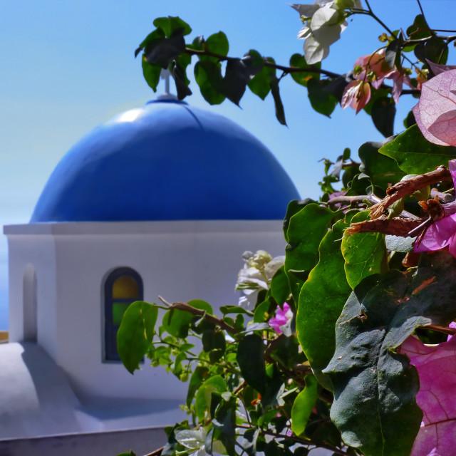 """Santorini"" stock image"