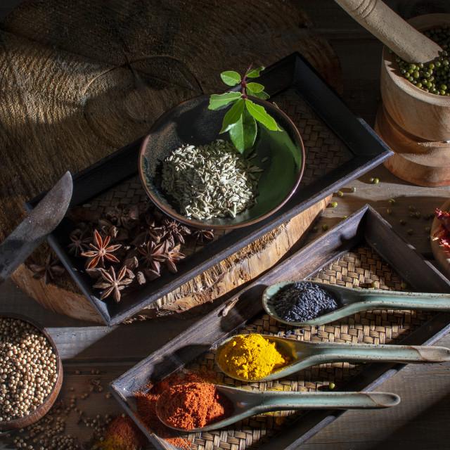 """spice market"" stock image"
