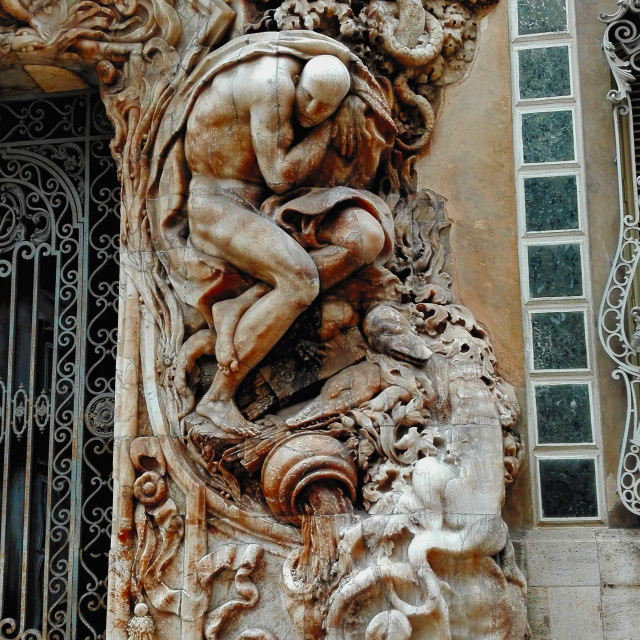 """National Museum Of Arts And Ceramics, Valencia"" stock image"