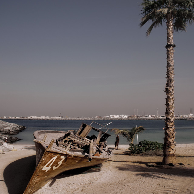 """""""Seaside idyll"""" stock image"""