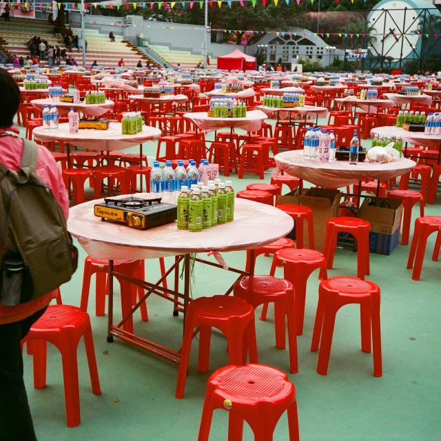 """Wan Chai, Hong Kong"" stock image"