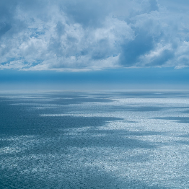 """""""Some Kind Of Blue"""" stock image"""